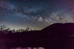 Milky Way of the pond Part1