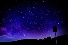 平尾台の星空