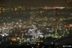 工場夜景2
