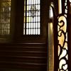 踊り場の窓