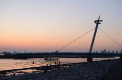 東京湾 夕景