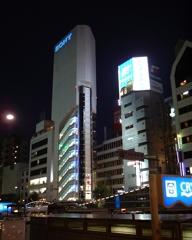 ソニータワー大阪 2001年10月