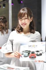 札幌モーターショー美女3