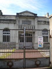 旧倉吉町水源地ポンプ室