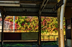 JR輪西駅