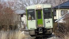 JR東日本 キハ110系100番台(野辺山~清里)