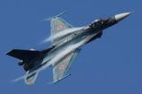 築城基地 F2機動飛行