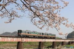 春の姫新線