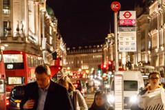 ロンドンの夜