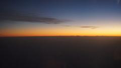 飛行機の機窓