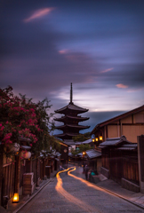 [ The Beauty of Kyoto ]