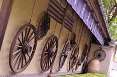 wood wheels