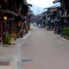 2009年4月、奈良井宿 (1/ )