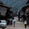 2009年4月、奈良井宿(2/  )
