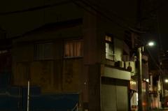 人通りの少ない下町の夜 〜その2〜