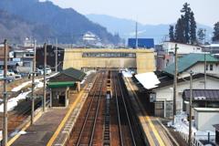 この駅の名は。
