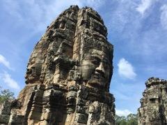 Angkor Thom / Bayon Temple