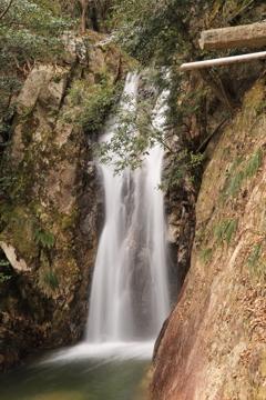 楊梅の滝(雌滝)