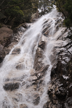 楊枝の滝(雄滝)2