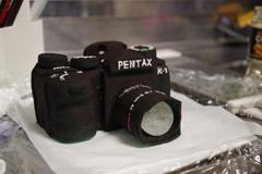 PENTAX k1(ケーキ飾り)