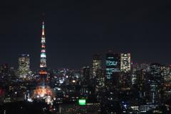 東京タワー with TOKYO