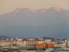 西日本最高峰 石鎚山
