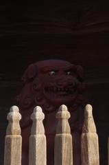 中山寺の山門