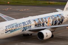 Haneda Airport JA8979