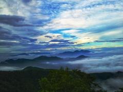 空と雲と…