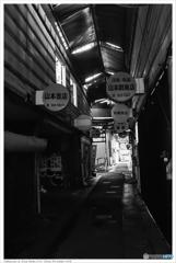 吉塚商店街 Nikon_FE_Kodak_400TX__12