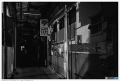 吉塚商店街 Nikon_FE_Kodak_400TX__06