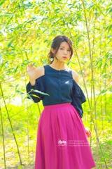 竹から『かぐや姫』♪