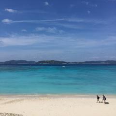 国立公園 慶良間諸島