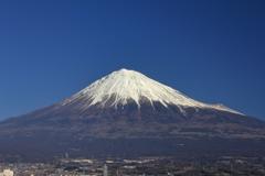 孤高の富士