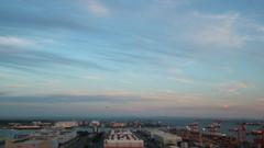 テレコムセンターから見た 東京湾