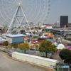 名古屋市水族館からの風景