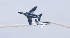 防府基地航空祭2018 ブルーインパルス④
