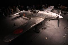 旧日本陸軍の三式戦闘機「飛燕」