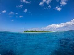 沖縄 水納島