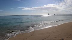 Hawai 海辺の散歩