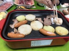 焼肉パーティー