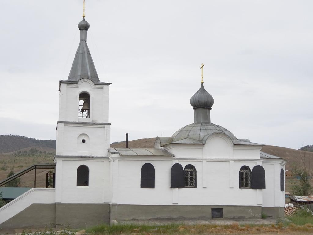 ロシア古儀式派の教会 by kitaki...