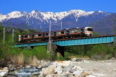アルプスと飯田線1