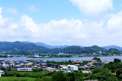 奥浜名湖畔を走る天浜線