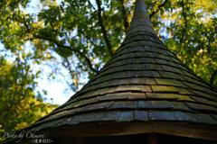 とんがり屋根