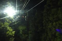 夜のゴンドラ