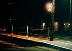 屋根なし駅