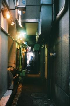 心斎橋 裏道2