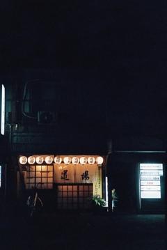 住宅街の小さなお店