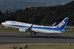 福島空港(続き・離陸1)